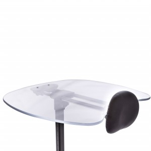 Прозрачный столик Shadow Tray (для Evolv)