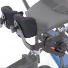 Откидывающиеся регулируемые коленоупоры (для Bantam XS)