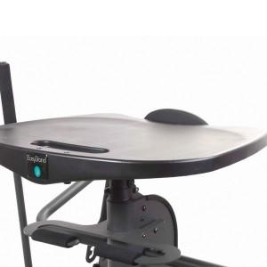 Черный столик
