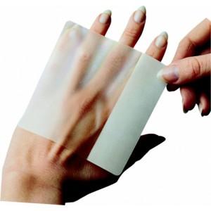 Стерильная ткань для хирургического закрытия ран Аскина Биофилм, прозрачный 10х10см