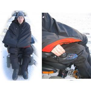Одежда колясочников CAPE