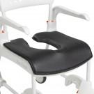 Мягкая накладка на сиденье для коляски Clean, серая