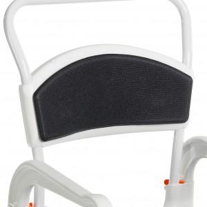 Мягкая накладка на спинку  для коляски Clean, серая