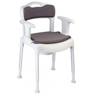 Универсальный стул для душа/туалета Swift