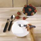Легкая вилка-нож