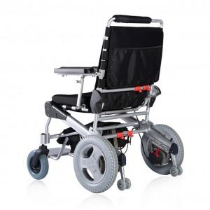 Складная электрическая коляска e-Throne ET-12F22
