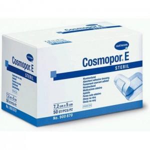 Самоклеящаяся послеоперационная повязка Cosmopor E, размер 15х18см