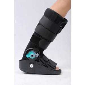 Ортопедический ботинок с регулируемым шарниром и надувом, размер L