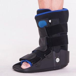 Стандартный  ортопедический ботинок с надувом, размер M