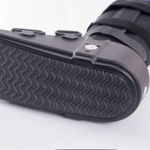 Cтандартный  ортопедический ботинок высокий с надувом, размер M