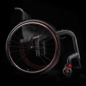 Инвалидная коляска Progeo Duke