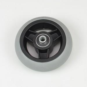 Передние колеса 4 мягкие