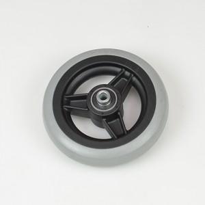 Передние колеса 5 мягкие