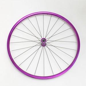Цвет задних колес и передних вилок