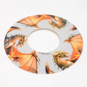 Защита для спиц, дракон