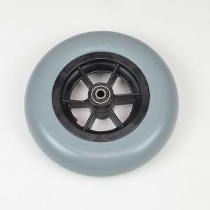 Передние колеса 7 мягкие