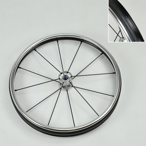 Задние колеса 24 Спинержи Флексрим (для Noir)