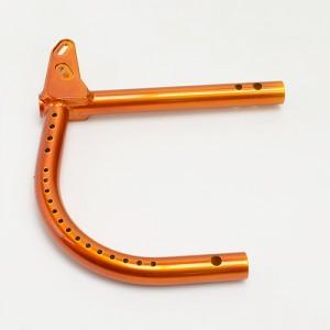 Алюминиевая рама Динамик (Dynamic) с регулируемым (±9°) углом наклона спинки