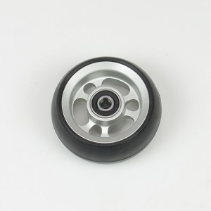 Передние колеса 3 активные мягкие (широкие)