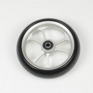 Передние колеса 5 активные мягкие (широкие)
