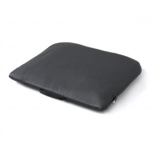 Подушка LTV для офиса/автомобиля с чехлом из кожезаменителя