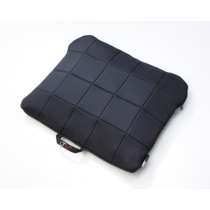 Подушка LTV для офиса/автомобиля  с тканевым чехлом