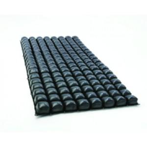 Матрац SOFFLEX® 2 трехсекционный с чехлом на молнии, размер 91,5x207,5см.