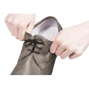 Шнурки эластичные черные
