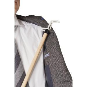 Палка для одевания деревянная