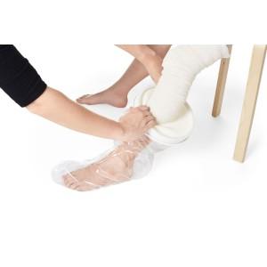 Чехол для купания ноги детский