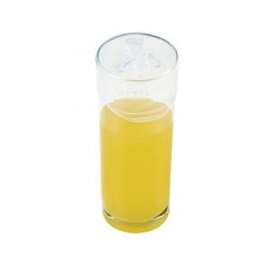 Набор силиконовых крышек для стаканов