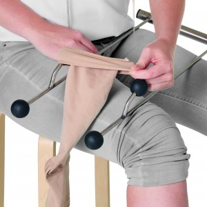 Набор вспомогательных средств для одевания чулок