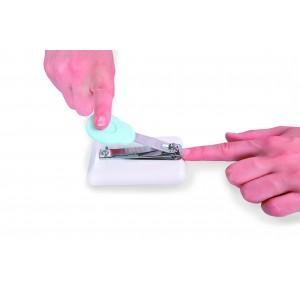 Кусачки для маникюра Orton подходят людям со слабым контролем над мышцами.