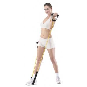 Эспандер с двумя ручками Pull Exercizer - M, средняя плотность