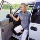 Вспомогательное средство для вставания с сиденья машины