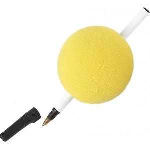 Ручка с мягким шариком для лучшего захвата